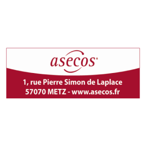 Salon du Laboratoire Asecos stand